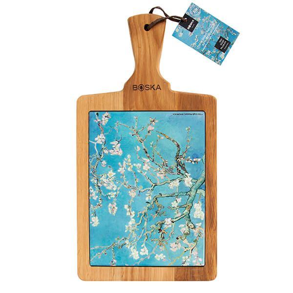 Boska Van Gogh Almond Blossom Serving Board