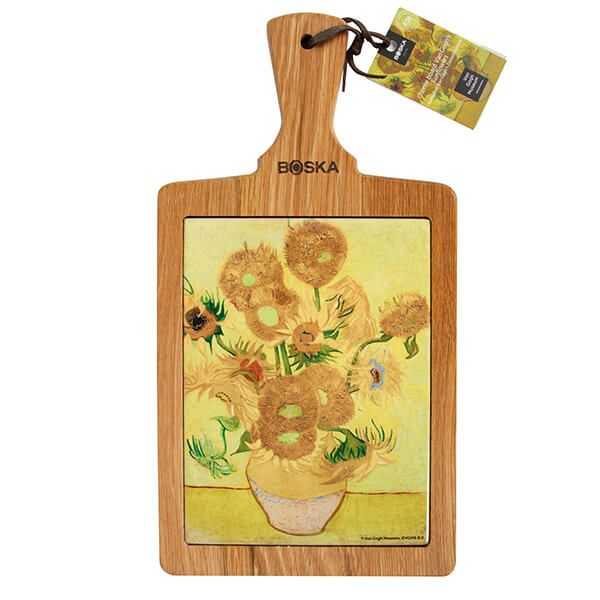Boska Van Gogh Sunflowers Serving Board