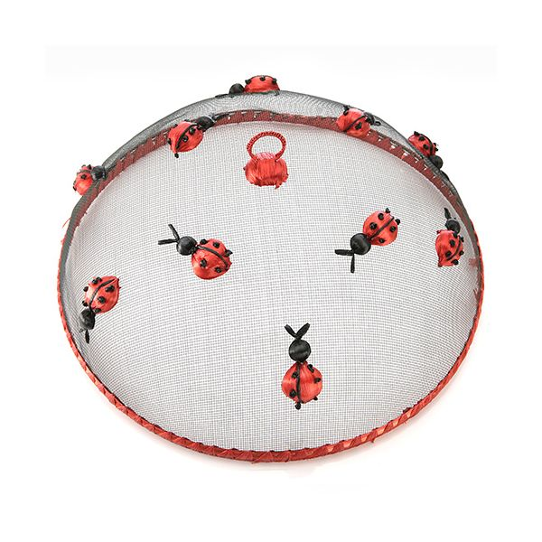 Epicurean Ladybirds Food Cover