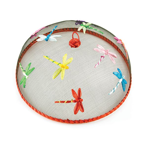 Epicurean Dragonflies Food Cover
