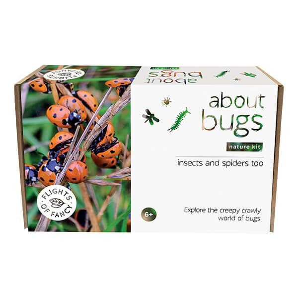 Flights Of Fancy Nature Kit - About Bugs