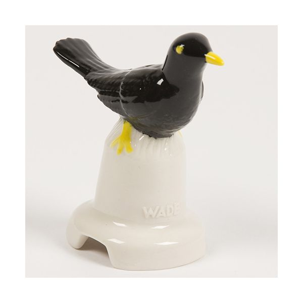 Wade Ceramics Blackbird Pie Funnel