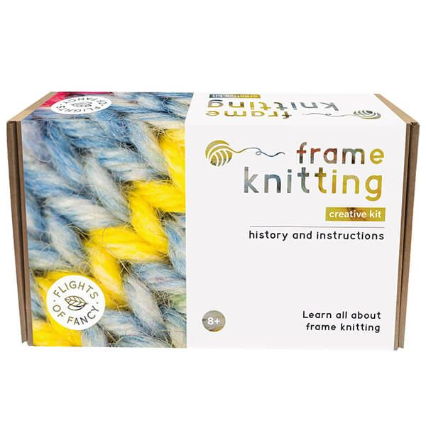 Flights Of Fancy Frame Knitting Creative Kit