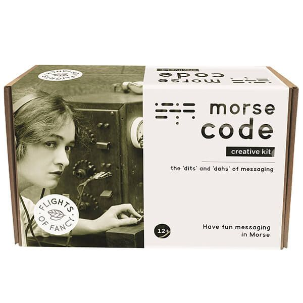 Flights Of Fancy Morse Code Creative Kit