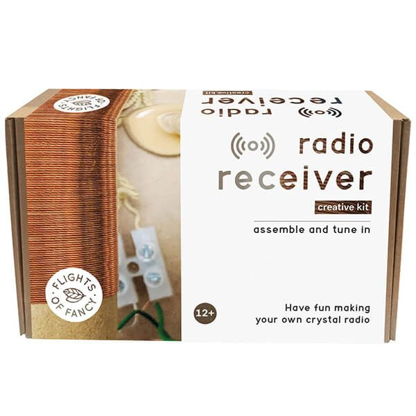 Flights Of Fancy Radio Receiver Creative Kit