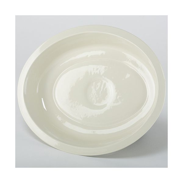 "Wade Ceramics 12"" Oval Pie Dish"
