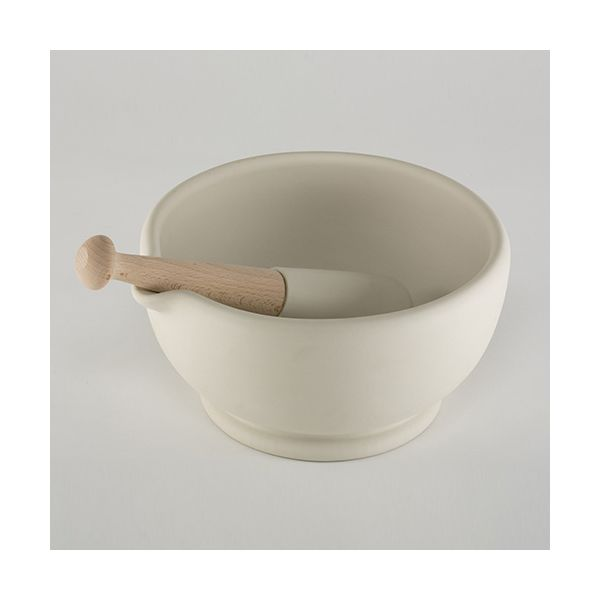 "Wade Ceramics 6.5"" Pestle & Mortar"