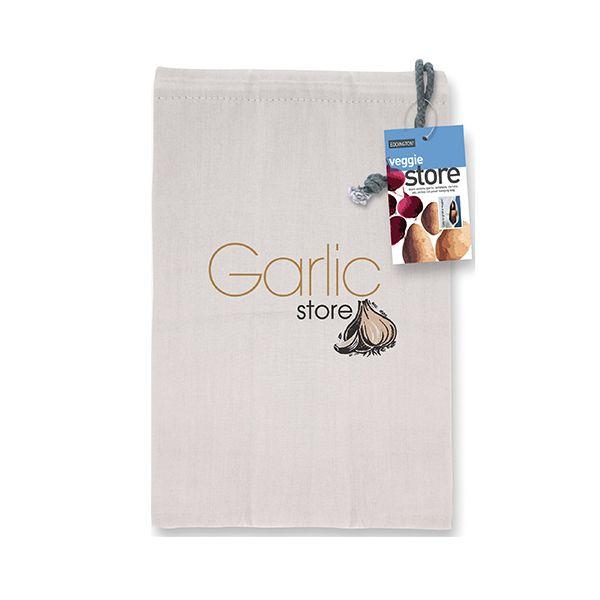 Eddingtons Garlic Store Pantry Bag
