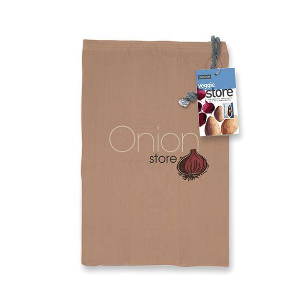 Eddingtons Onion Store Pantry Bag
