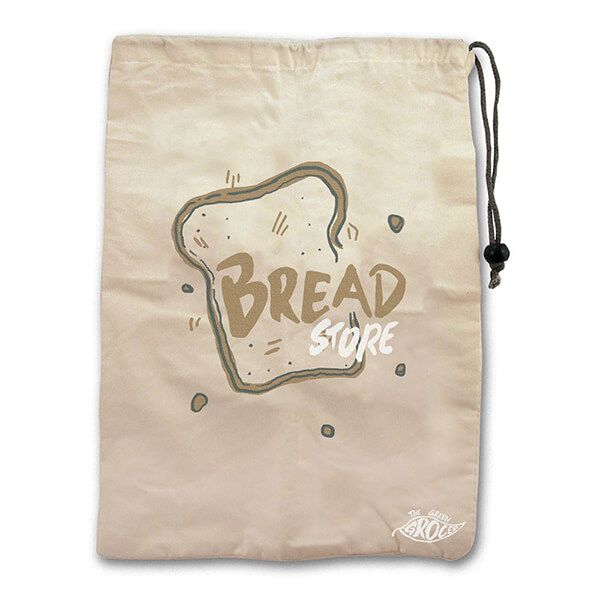 Eddingtons The Green Grocer Bread Storage Bag