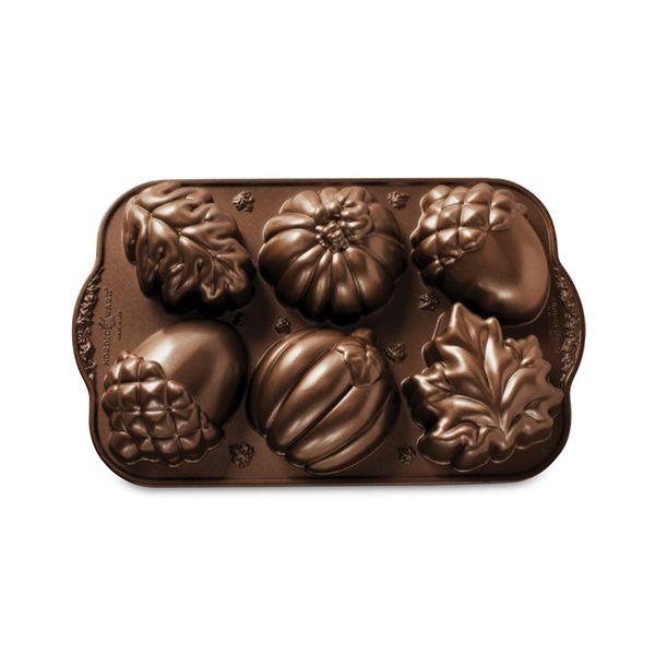 Nordic Ware Autumn Treats Bundt Pan