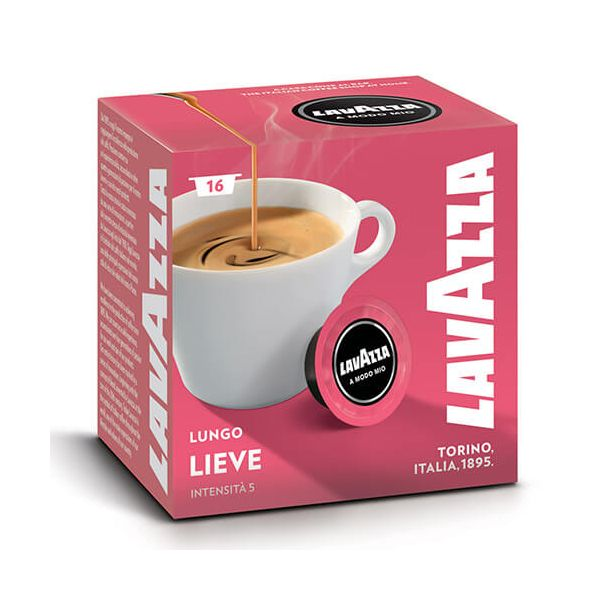 Lavazza Lieve Coffee Capsule Set Of 16