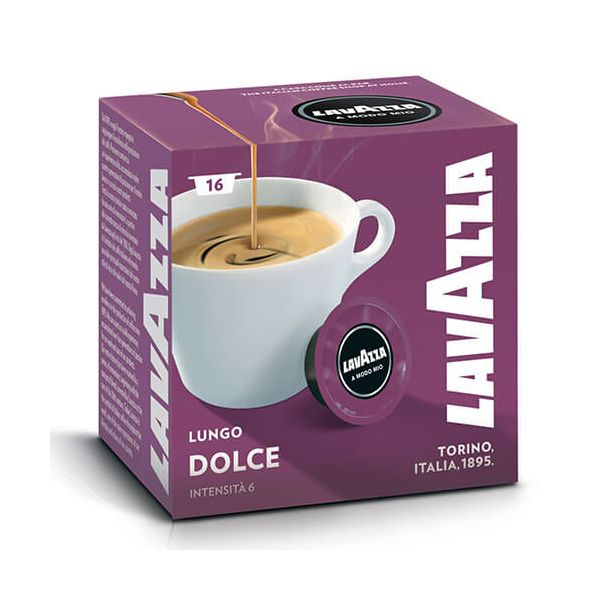 Lavazza Dolce Coffee Capsule Set Of 16