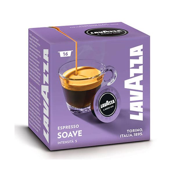 Lavazza Soave Coffee Capsule Set Of 16