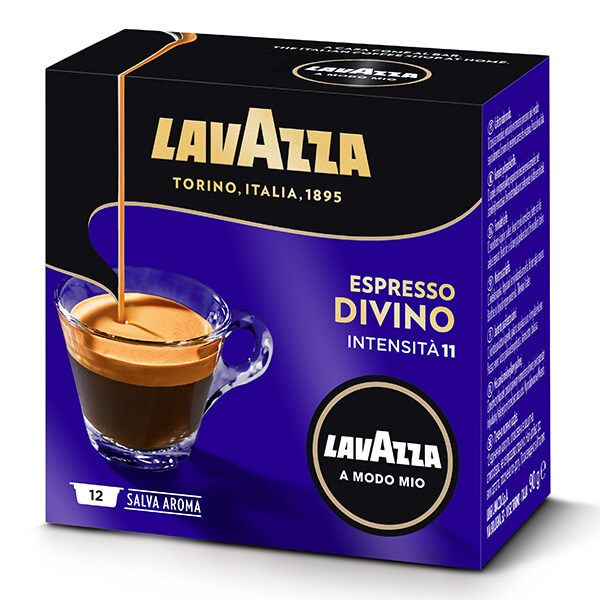 Lavazza Divino Coffee Capsule Set Of 12