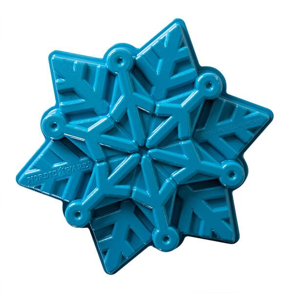 Disney Frozen 2 - Cast Snowflake Cake Pan