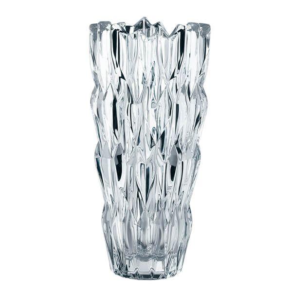 Nachtmann Quartz Vase 26cm