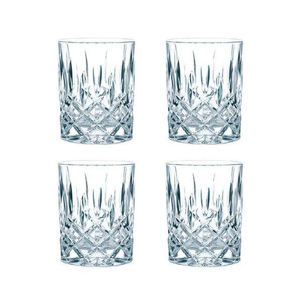 Nachtmann Noblesse Whiskey Tumbler Set Of 4
