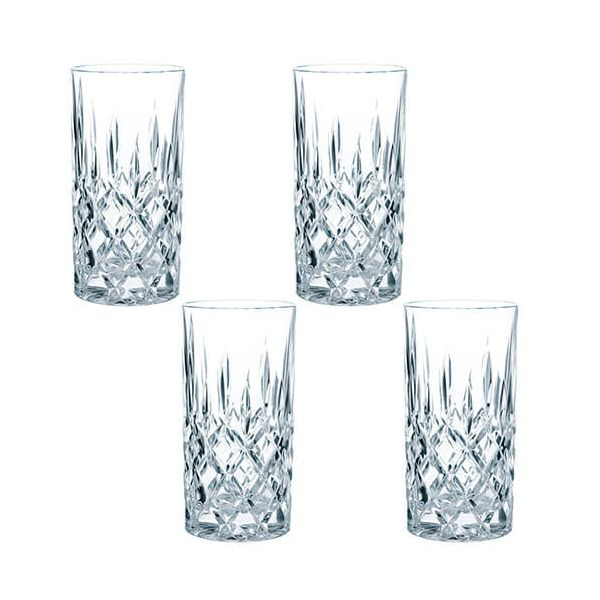 Nachtmann Noblesse Long Drink Glass Set Of 4