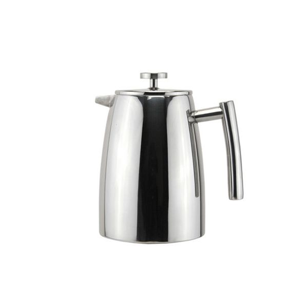 Apollo Stainless Steel Tapered 1L Coffee Plunger