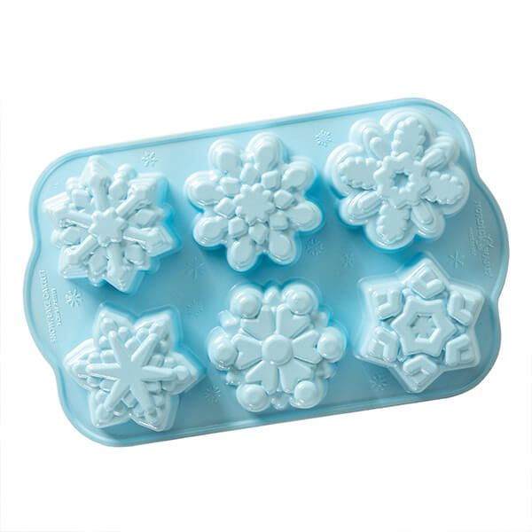 Disney Frozen 2 - Cast Snowflake Cakelet Pan
