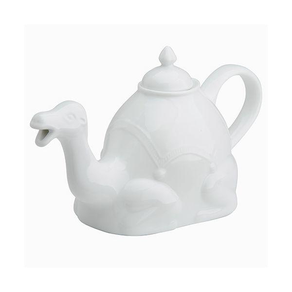 BIA Camel Teapot White