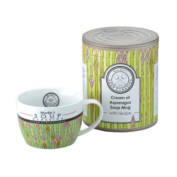 Clare Mackie Asparagus Soup Mug
