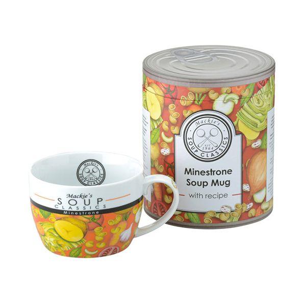 Clare Mackie Minestrone Soup Mug
