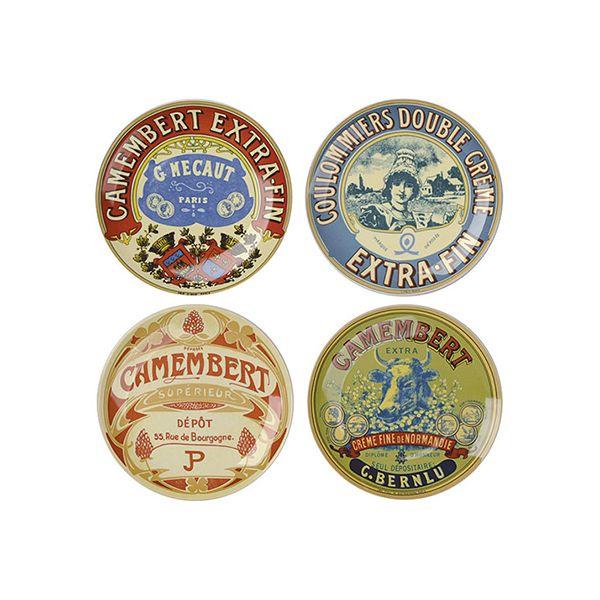 Camembert Mini Plates