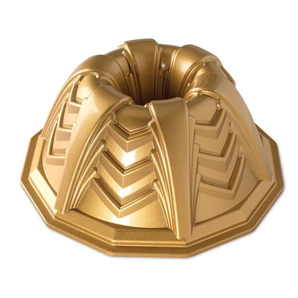 Nordic Ware Gold Marquee Bundt Pan