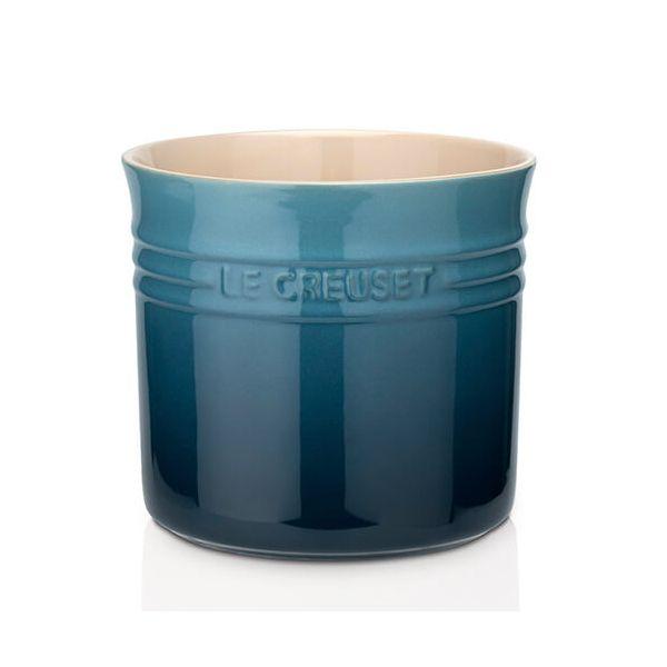 Le Creuset Marine Stoneware Large Utensil Jar