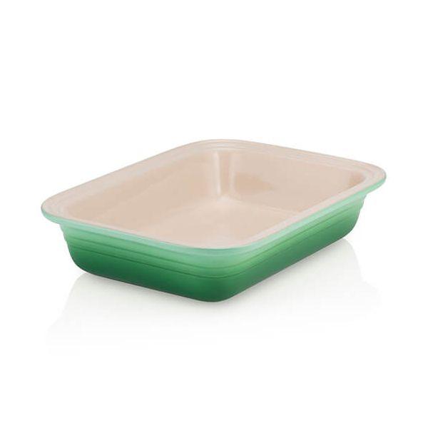 Le Creuset Rosemary Stoneware 29cm Rectangular Deep Dish