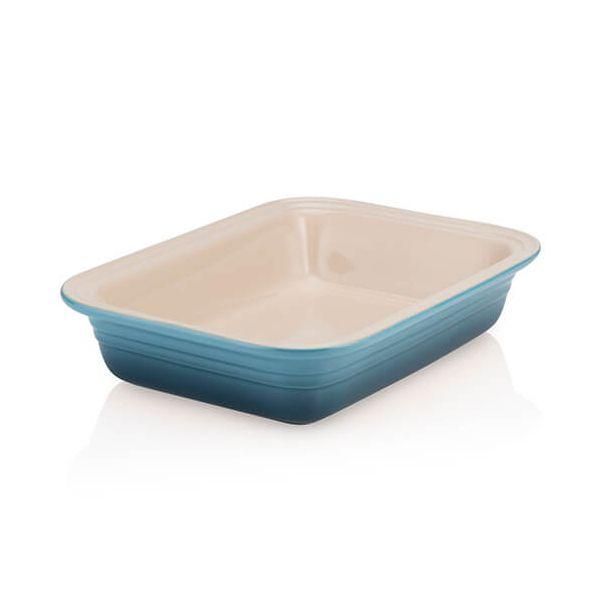 Le Creuset Marine Stoneware 29cm Rectangular Deep Dish