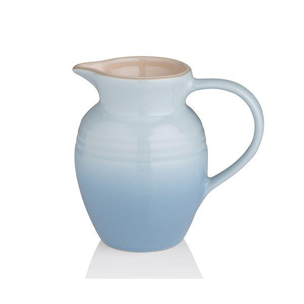 Le Creuset Coastal Blue Stoneware Breakfast Jug