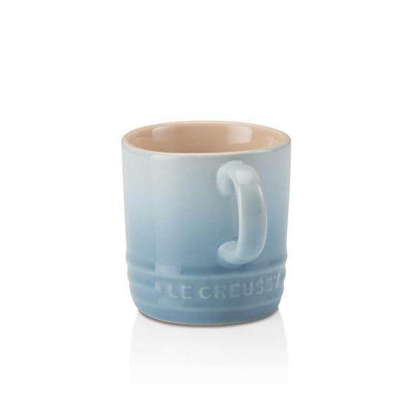 Le Creuset Coastal Blue Stoneware Espresso Mug
