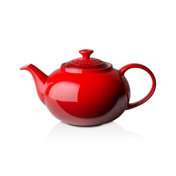 Le Creuset Cerise Stoneware Classic Teapot