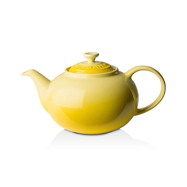 Le Creuset Soleil Stoneware Classic Teapot