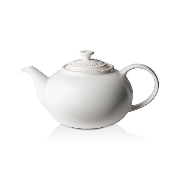Le Creuset Cotton Stoneware Classic Teapot