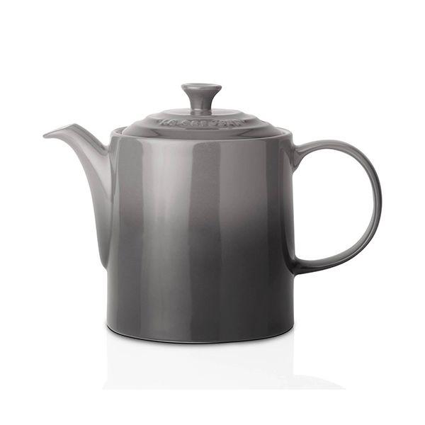 Le Creuset Flint Stoneware Grand Teapot