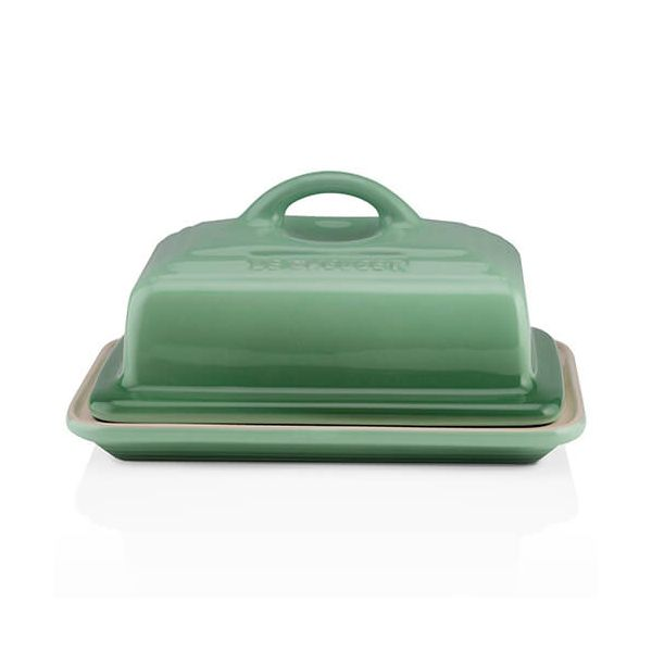 Le Creuset Rosemary Stoneware Butter Dish
