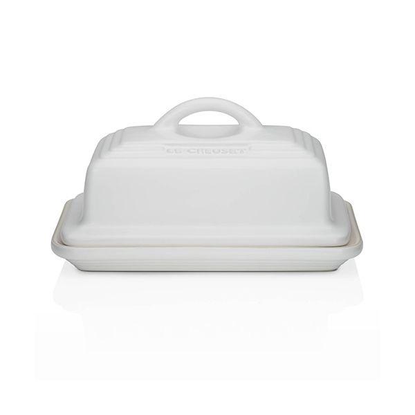 Le Creuset Cotton Stoneware Butter Dish