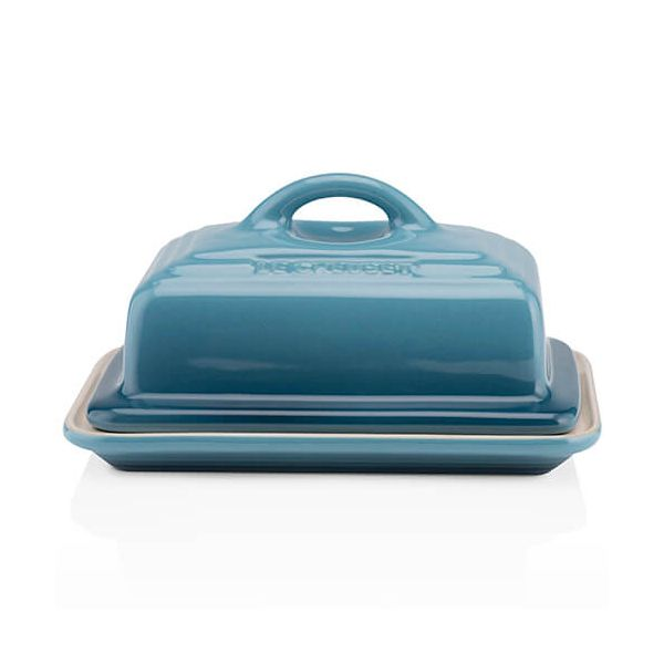 Le Creuset Marine Stoneware Butter Dish