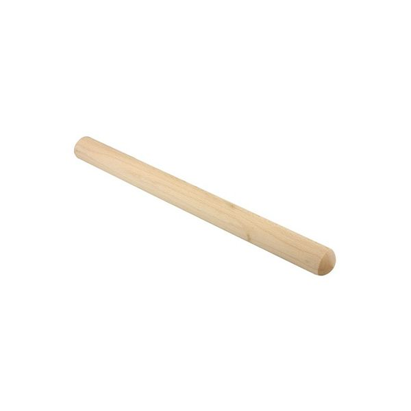 Beech 43cm Domed Rolling Pin