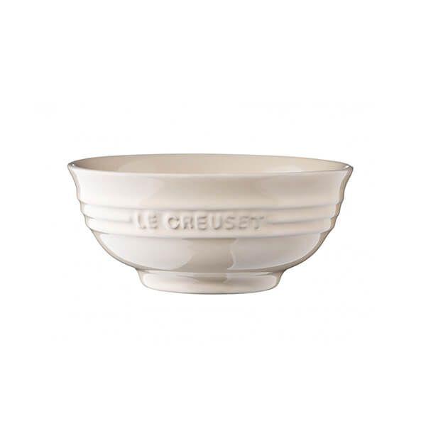 Le Creuset Almond Stoneware Dip Bowl