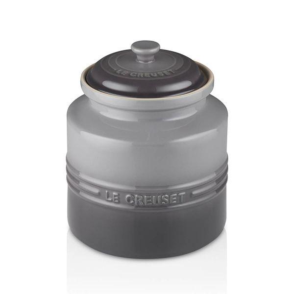 Le Creuset Flint Stoneware Biscuit Jar