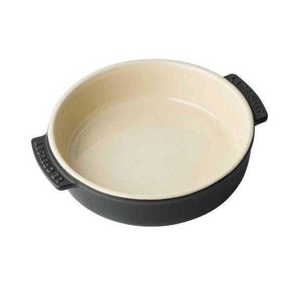 Le Creuset Satin Black Stoneware 14cm Tapas Dish
