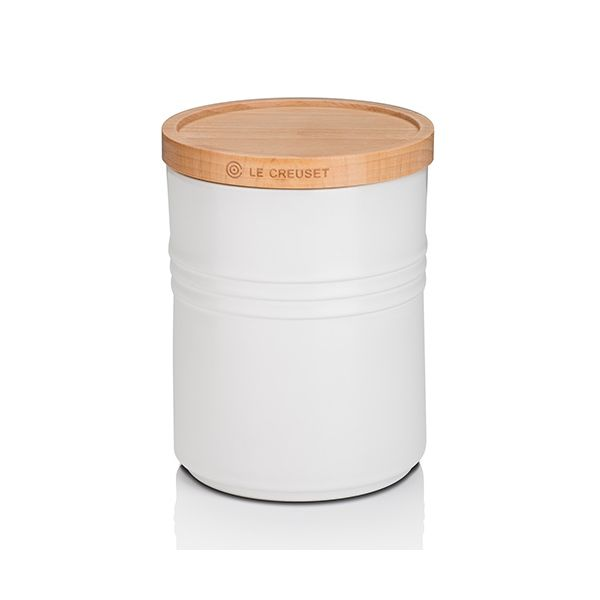 Le Creuset Cotton Stoneware Medium Storage Jar