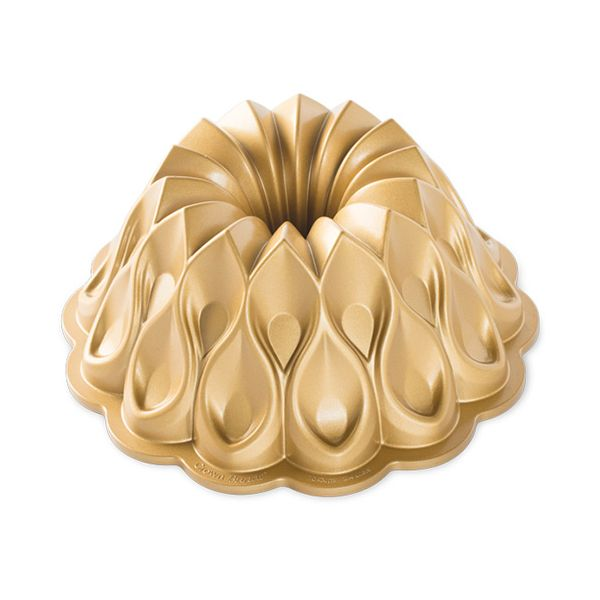 Nordic Ware Limited Edition Gold Crown Bundt Pan