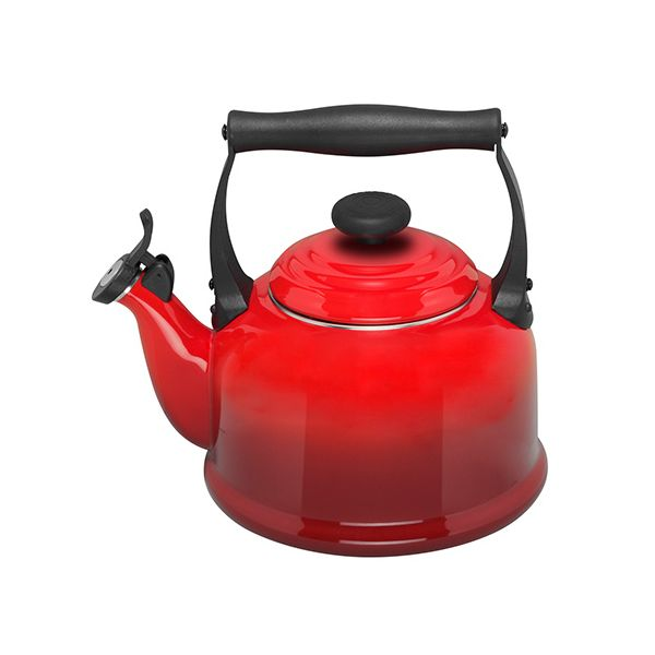 Le Creuset Cerise Traditional Kettle