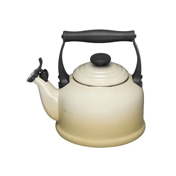 Le Creuset Almond Traditional Kettle